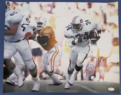 Bo Jackson Auburn Tigers Signed/Autographed 16x20 Photo JSA W531386 at Amazon.com