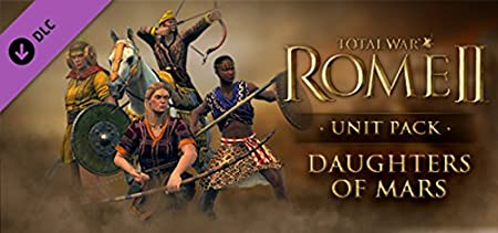 Total War: Rome II - Daughters of Mars [Online Game Code]