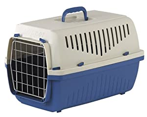 Marchioro Skipper Economy Pet Carrier, Small, Blue
