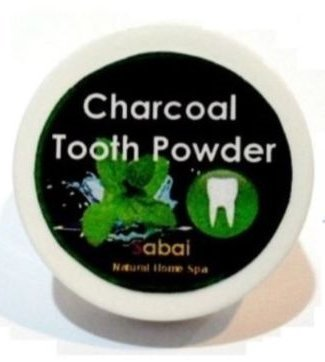 3 Pack Activated Charcoal Tooth Powder Whitening Freshener Remove Stain Plaque