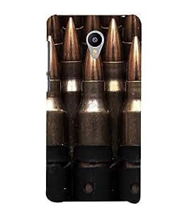 EPICCASE bullets Mobile Back Case Cover For Meizu m2 Note (Designer Case)