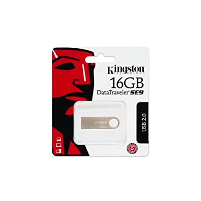 Kingston Digital DataTraveler SE9 16GB USB 2.0 DTSE9H/16GBZ
