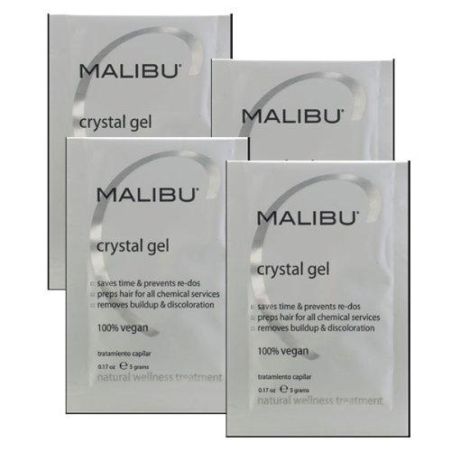 Malibu C Crystal Gel Normalizer 4 Packets