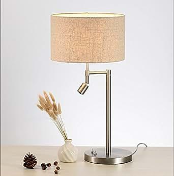 ddl modern art light bedroom bedside lamp amazon com