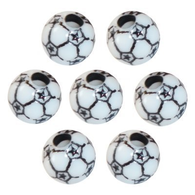 Soccer Ball Beads - 1