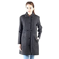 Owncraft cashmere wool coat for women