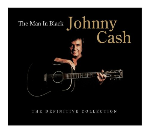 Johnny Cash - The Man In Black The Definitive Collection - Zortam Music