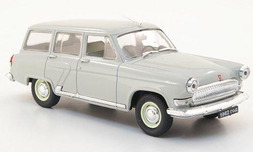 Wolga / GAZ M22, hellgrau, Modellauto, Fertigmodell, Nash Avtoprom 1:43