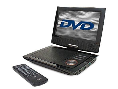 Caliber MPD109 Lecteur DVD portable Noir