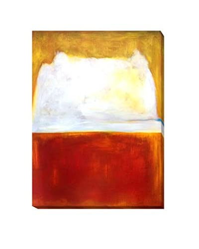 Mark Rothko No.8, 1952 Gallery-Wrapped Oil Reproduction
