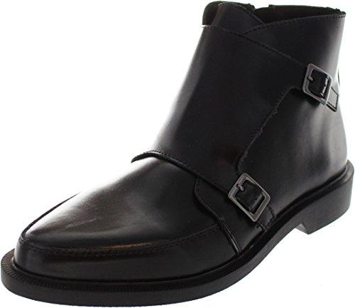 T.U.K. A9118, Stivali uomo nero Black, nero (Black), 45