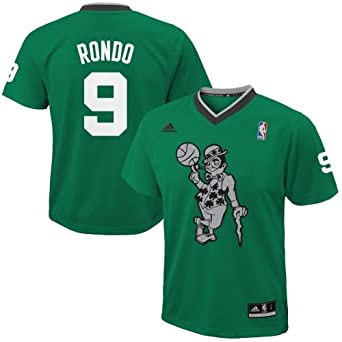 Rajon Rondo Boston Celtics 2013 Youth Christmas Day Swingman Jersey by adidas