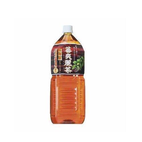 ヤクルト 蕃爽麗茶 2L×6本