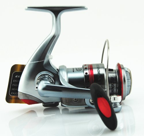 Ecooda czs deluxe spinning reel freshwatersaltwater for Open reel fishing pole