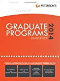 Graduate & Professional Programs: An Overview 2014 (Grad 1) (Petersons Graduate & Professional Programs : An Overview)