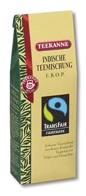Teekanne Indische Teemischung FAIRTRADE Schwarzer Tee - 250 g von Teekanne GmbH & Co. KG bei Gewürze Shop