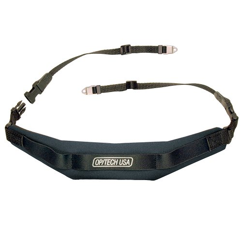 Op/Tech Usa Super Pro Strap - Design B (Black)