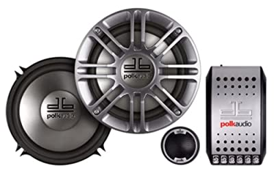 Polk Audio DB5251 5.25-Inch 2-Way Component System