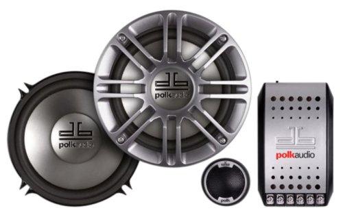 Polk Audio DB5251 5.25-Inch 2-Way Component System (Single, Silver)
