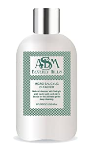 Acne Cleanser- Salicylic Acid Cleanser, Lactic Acid, Tea Tree | Asdm Beverly Hills brought to you by ASDM Beverly Hills