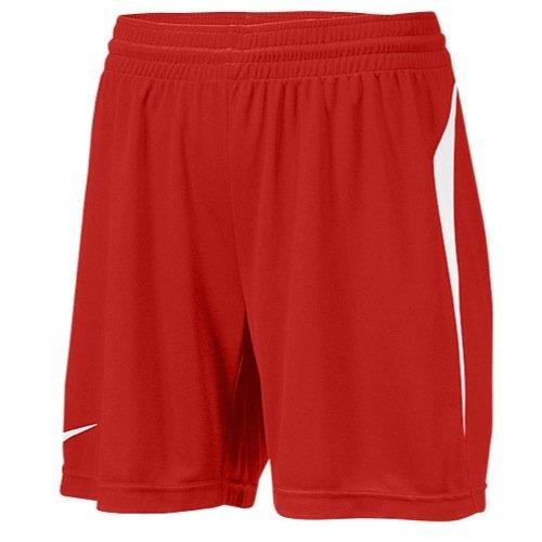 Nike Womens Dri-FIT Turntwo Short Medium Scarlet/White