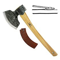 Gransfors Broad Axe (Left angled Left sided sharpened., Part Number 4813)