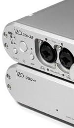 izo アナログ入力専用 高性能 デュアルモノラル ヘッドフォンアンプ iHA-32 R3