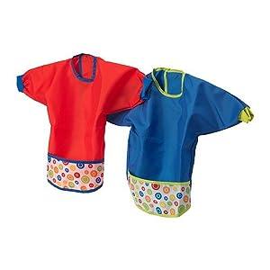 kladd prickar bibs baby child 39 s long sleeve bib apron