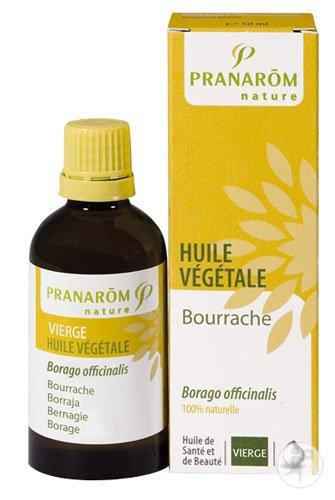 Huile végétale bourrache bio 50 ml
