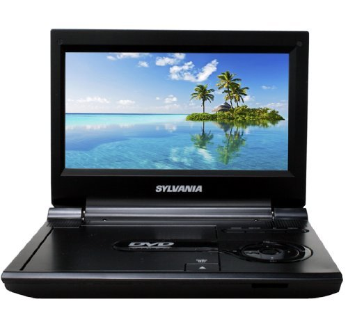 Sylvania SDVD9000 Portable DVD Player