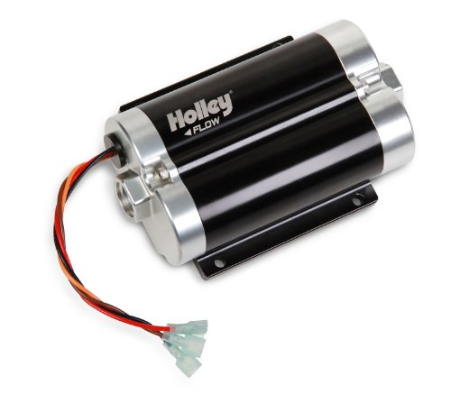 Holley 12-1400 Dominator In-Line Billet Fuel Pump