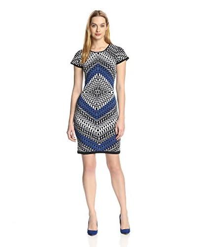 Romeo & Juliet Couture Women's Short Sleeve Knit Dress