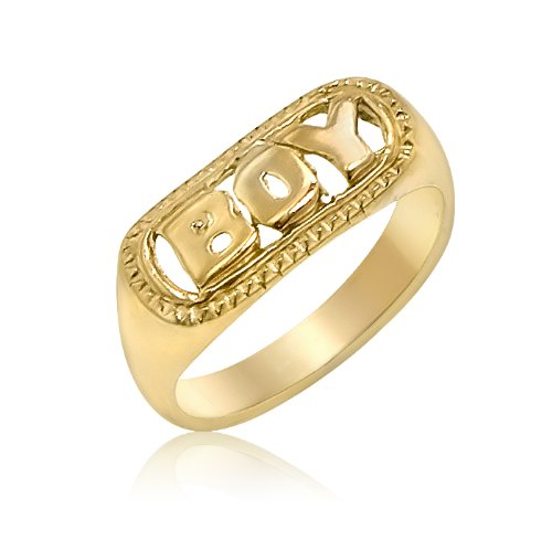 14K Yellow Gold Children's