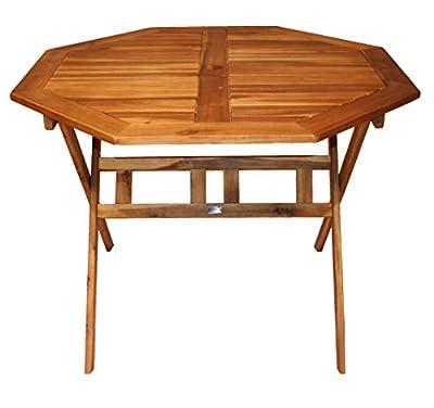 Bentley Garden Wooden Furniture Octagonal Table