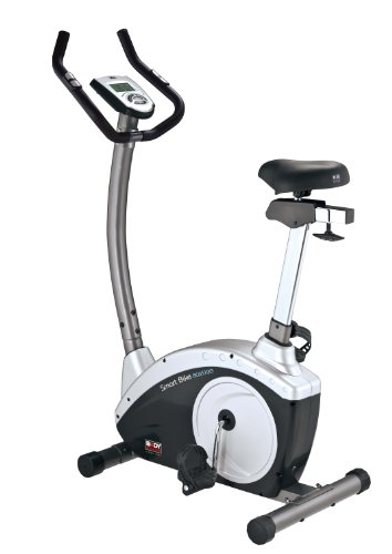 Body Sculpture BC6510 Exercise Bike - Silver/Black