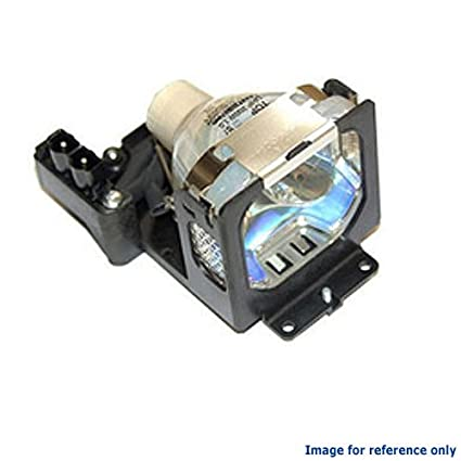 Replacement Lamp with Housing for MITSUBISHI SD105U with Ushio Bulb Inside