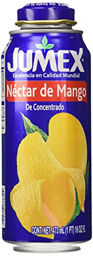Jumex Lata Botella Mango, 16 Ounce (Pack of 12) (Canned Mangoes compare prices)