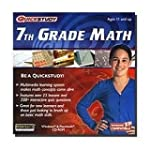 QuickStudy 7th Grade Math