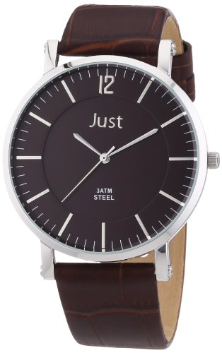 Just Watches 48-S9295A-BR - Orologio uomo