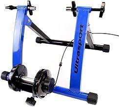 Ultrasport  Home Trainer - Support pour vélo stationnaire Bleu