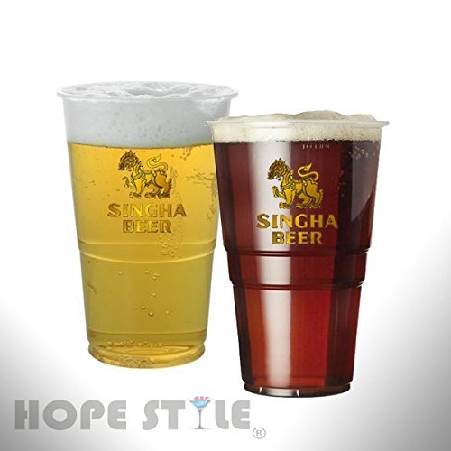 hope-style-r-50x-singha-beer-strong-clear-plastic-pint-disposable-flexi-drinking-cups-570ml-20oz