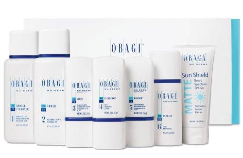 Obagi Medical Nu-Derm System Normal To Dry Skin Transformation Kit