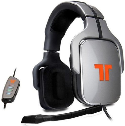 Tritton AX Pro: Precision Gaming Headset with Dolby 5.1 True Surround Sound Version 1.0 (PS3/Xbox 360/PC/Mac)