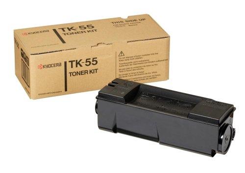 Kyocera 370QC0KX TK-55(E) Tonerkartusche 15.000 Seiten, schwarz