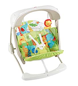 Fisher Price Take Along Swing And Seat Multi Color