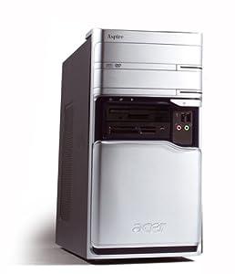 Acer Aspire E700 Desktop-PC (Intel Core 2 Quad Q6600, 4GB RAM, 1TB HDD, DVD+- RW DL, nVidia GeForce 8800GTS + Ageia PhysX, Vista Premium)