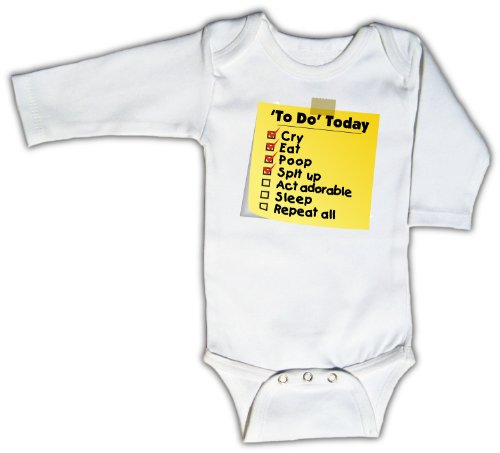 Baby Shower To Do List front-701454
