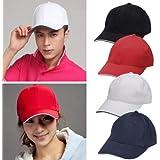 Banggood Mens Women Adjustable Tennis Cap/Hat Hiking Golf Baseball Outdoor Sports Sun Hat - B06Y2L8TJV