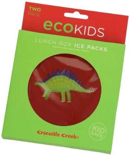 Ice Pack Set (2) - Stegosaurus