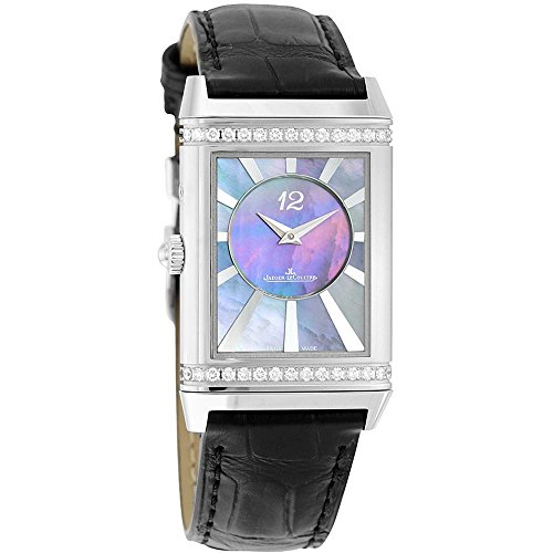 jaeger-lecoultre-womens-grande-reverso-black-leather-band-steel-case-mechanical-mop-dial-watch-q3308